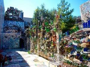 Magic Mosaic Garden