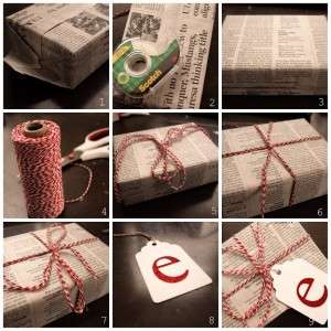 Gifts Wrap Ideas