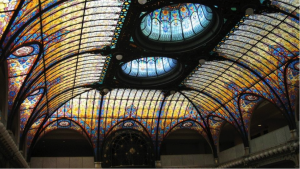 French Mosaics - Stained Glass Mosaics - Ethnic Mosaics - Mozaico Blog