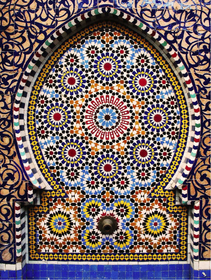 Art in Morocco