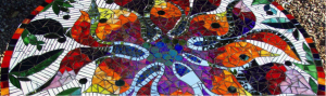 Glass Mosaic Art