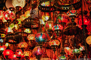 Turkish Lantern - Turkish Mosaics - Ethnic Mosaics - Mozaico Blog
