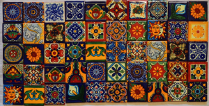 Mexican Mosaic Tiles