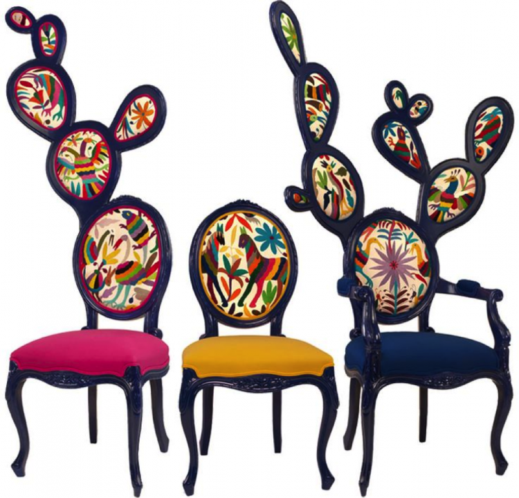 Cactus Chairs