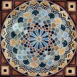 Geometric Mosaic Design