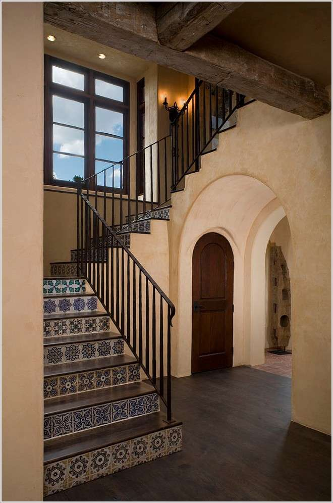 75 Most Popular Staircase Design Ideas For 2019: Most Beautiful Interior Mosaic Staircases