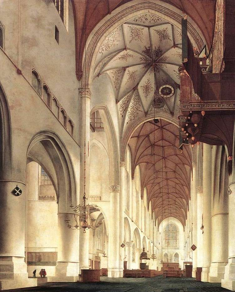 Cathedral of Sint Bavo - Haarlem