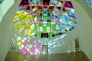 the Grand Hall of Mudam
