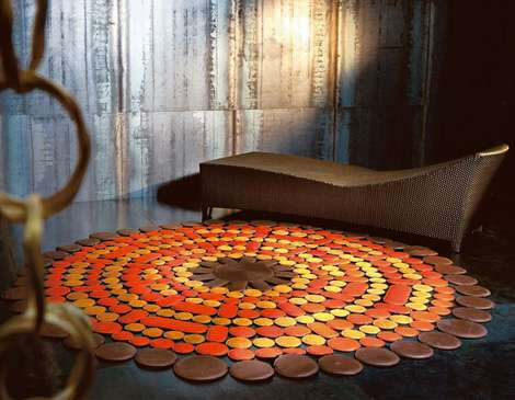 Contemporary Rug Ideas to Ornament your Floors | Mozaico Blog