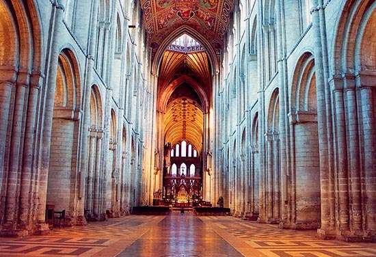 Ely Cathedral, England
