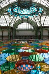 monumenta Grand Palais in Paris