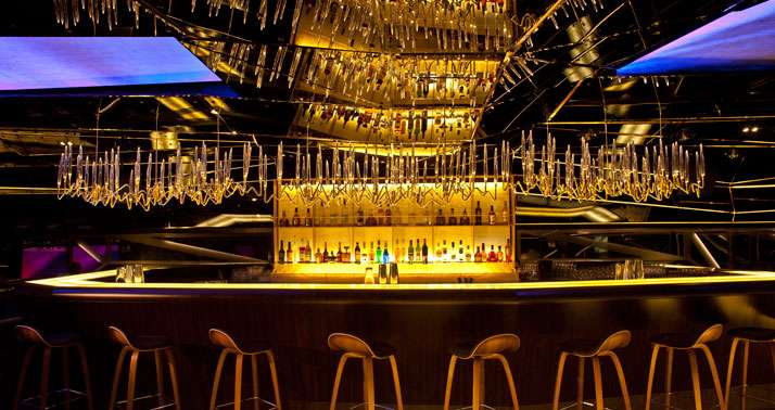 Restaurants/Bars with Great Interior Designs - Mozaico Blog