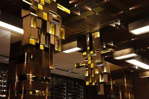 bar design in dubai alegra, restaurants/bars with great interior designs - mozaico blog, Design ideen