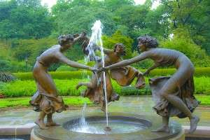 Water Fountains Statues