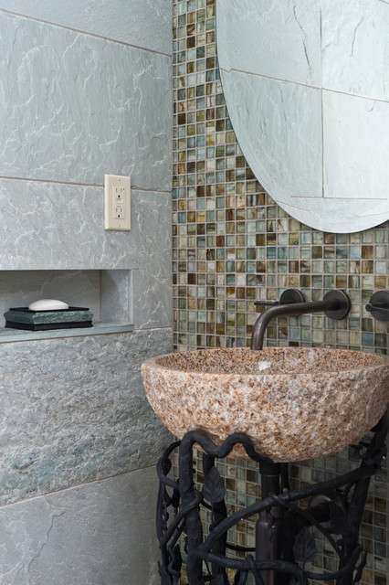 Top 10 mosaic ideas to freshen up your bathroom mozaico blog Bathroom tile ideas mosaic