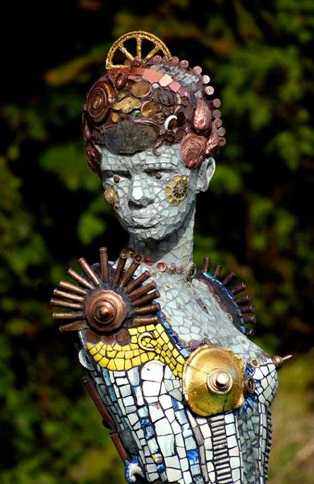 5 Most Impressive Mosaic Sculptors Mozaico Blog