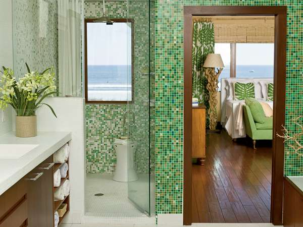 Coastal Bathroom Tile Ideas: Top 10 Mosaic Ideas To Freshen Up Your Bathroom
