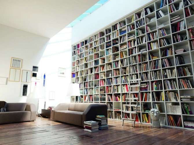Book Shelves Design