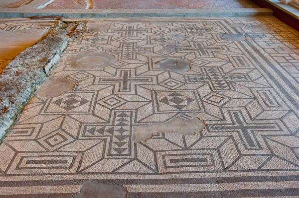 Geometric Mosaic Patterns