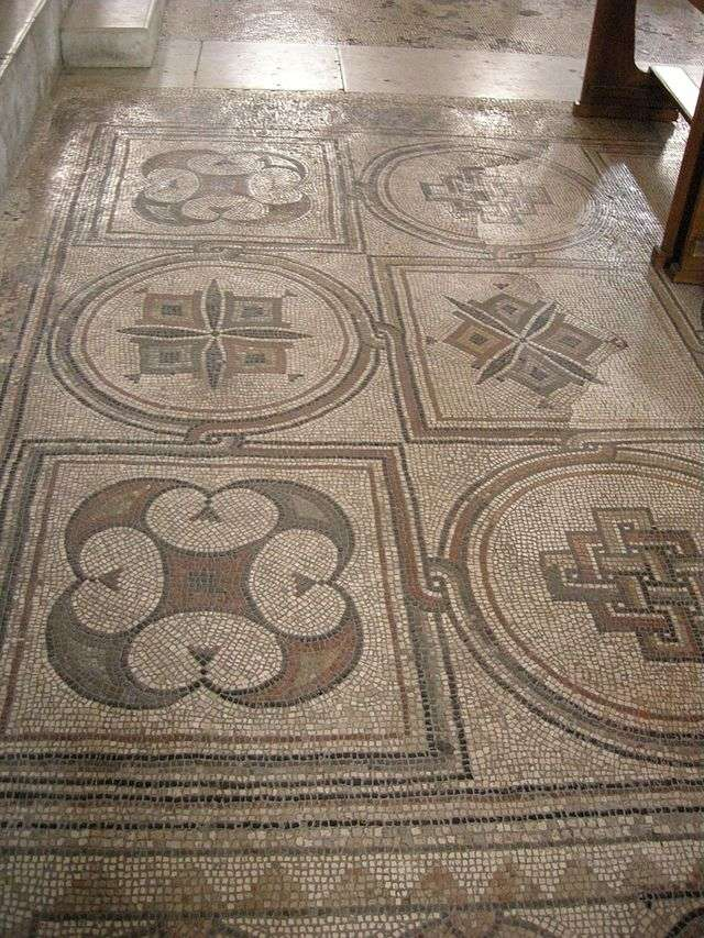 Grado Geometric Mosaic Patterns