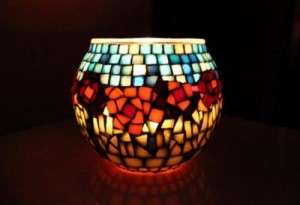Luminescent mosaic