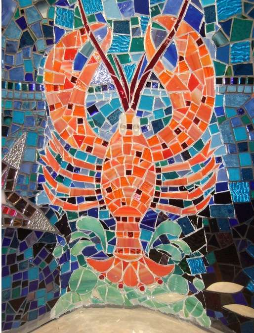 10 Nautical Mosaic Designs For The Summer Of 2015