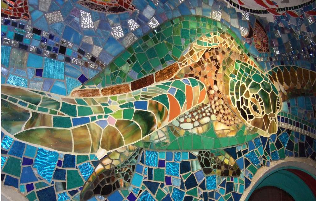 10 Nautical Mosaic Designs For The Summer Of 2015 Mozaico Blog