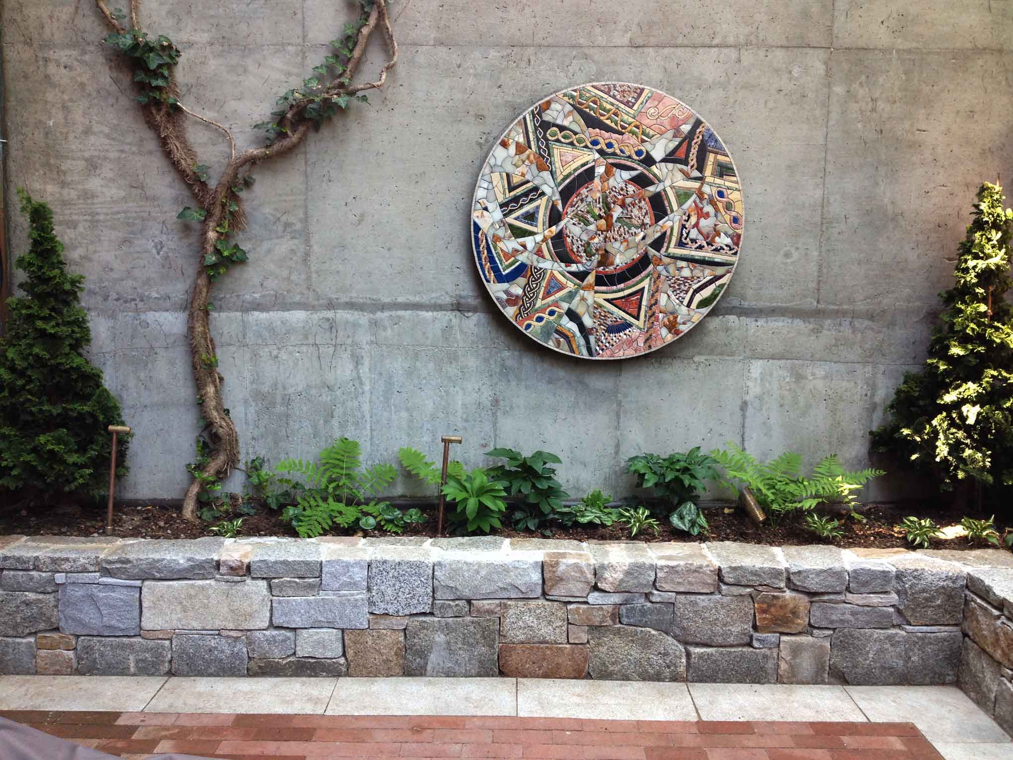 How To Use Mosaic Medallions In Home Decor Mozaico Blog