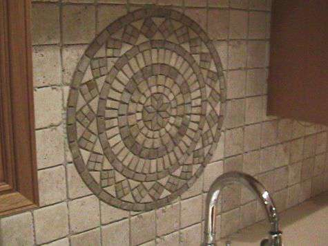 kitchen tile medallions how to use mosaic medallions in home decor mozaico 3265