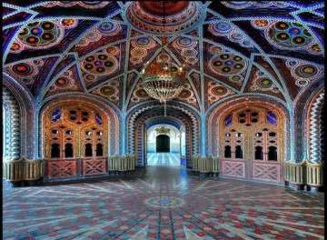 Moorish Architechture