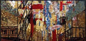 Abstract Mosaic Designs