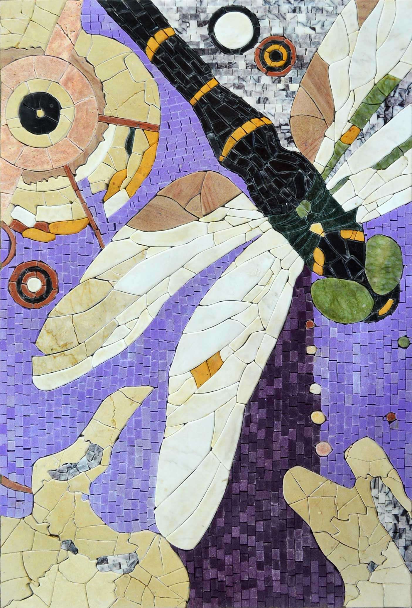 Dragonfly-Mosaic-Art