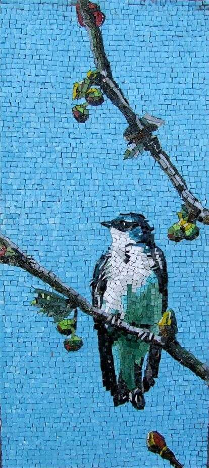 Blue-Bird-Mosaic
