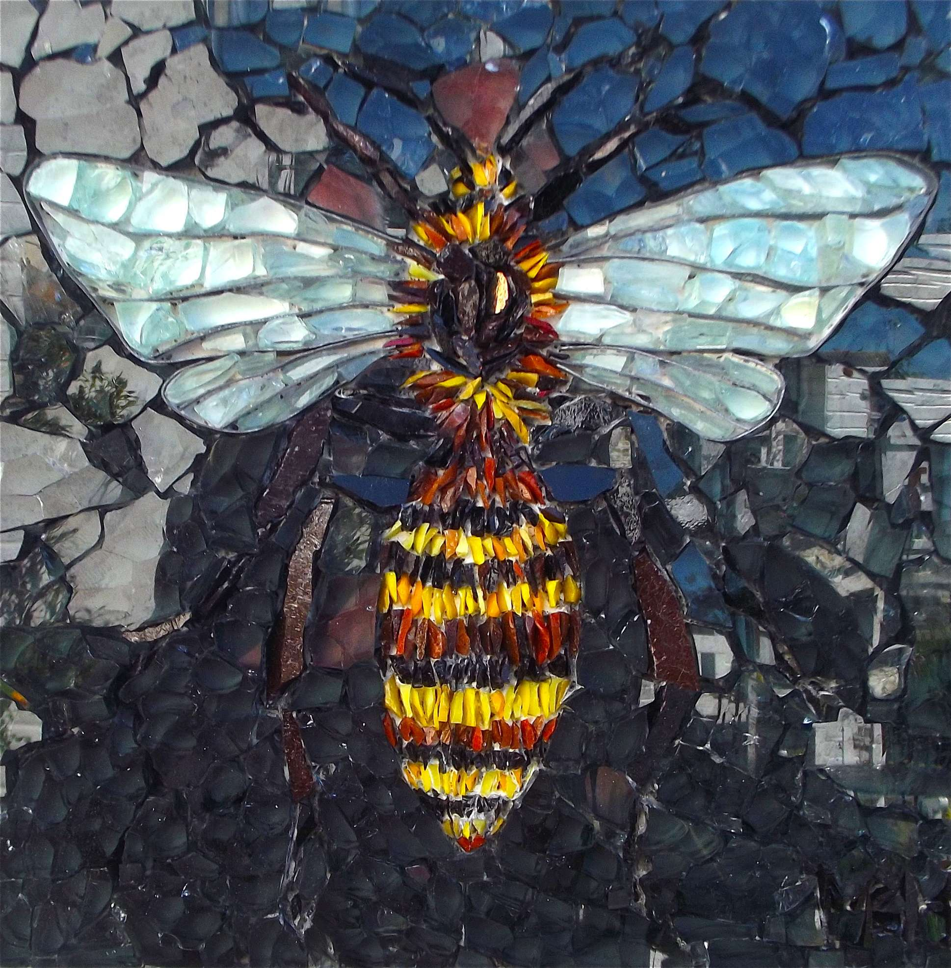 Honey-Bee-Mosaic