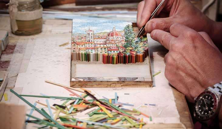 Mosaic Designs Journey To The Heart Of Tuscany Mozaico Blog