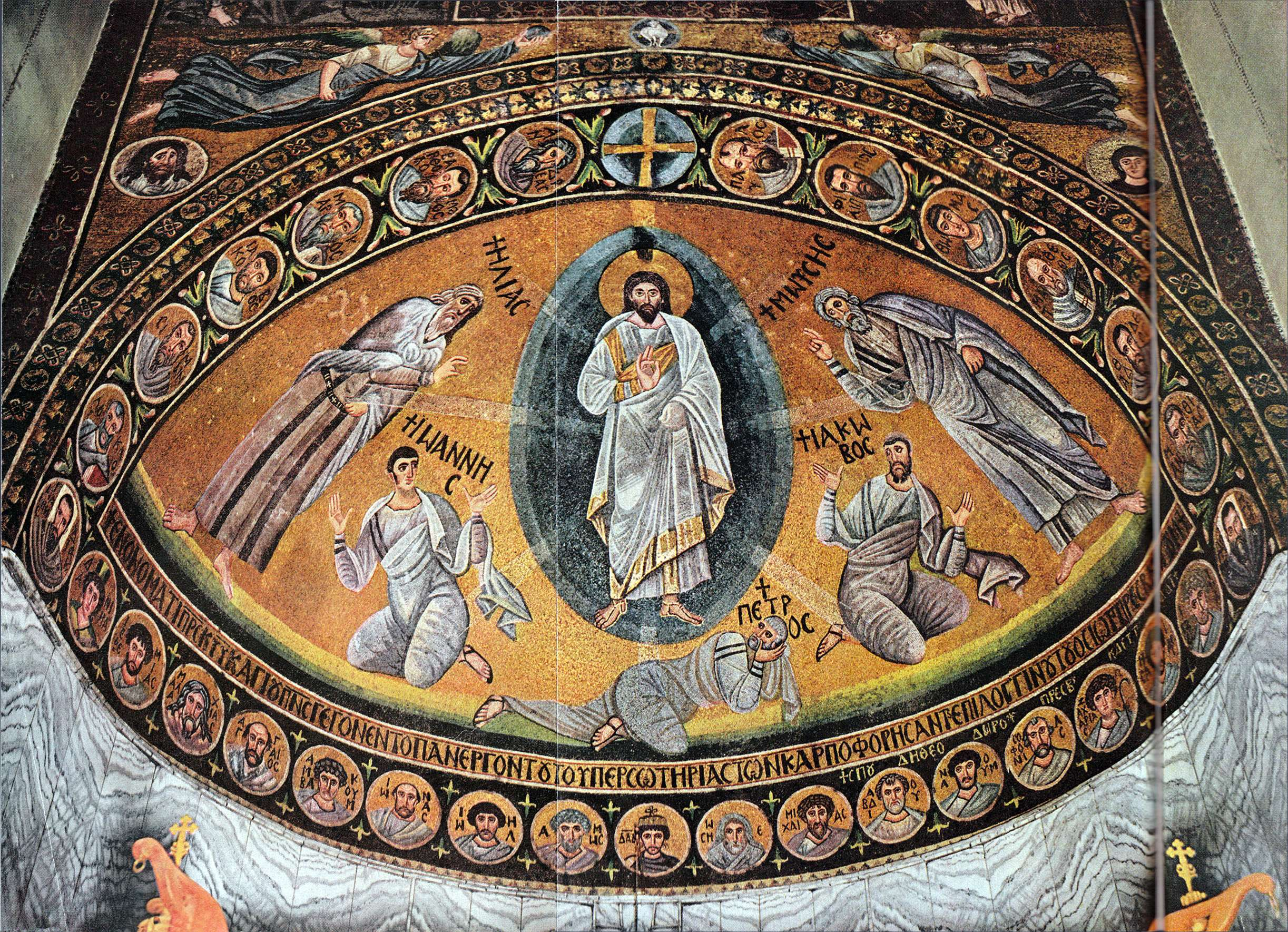 A Journey Through Byzantine Mosaic Art Mozaico Blog