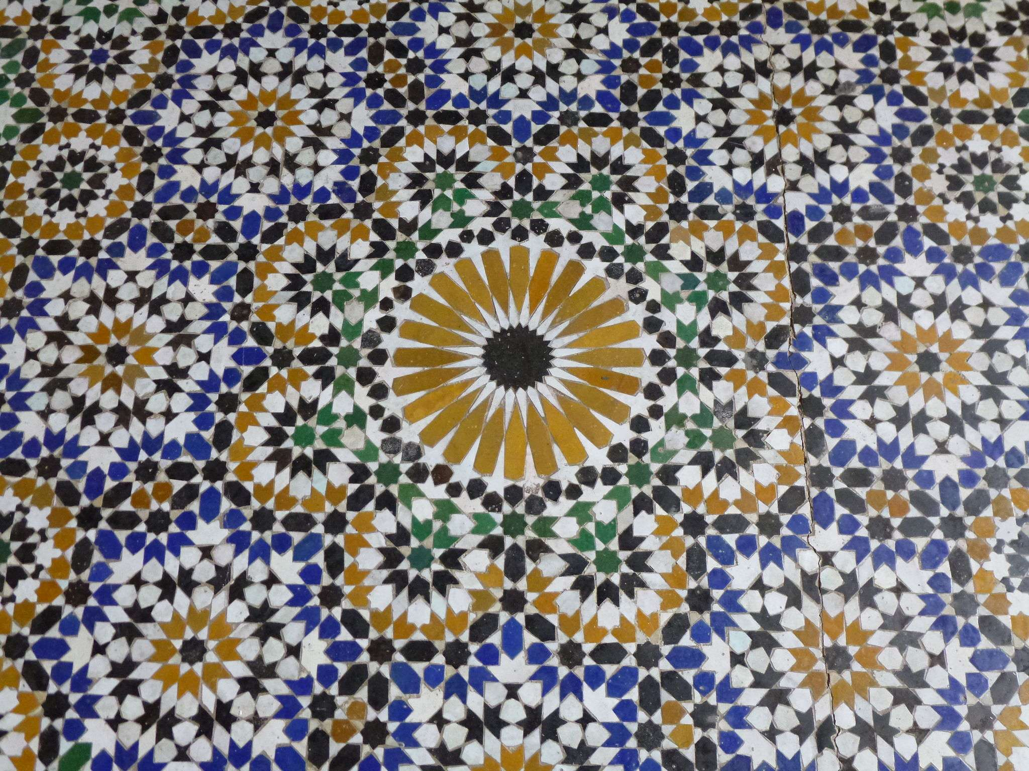 Delving into the world of oriental mosaics mozaico blog - Mosaique marocaine photo ...