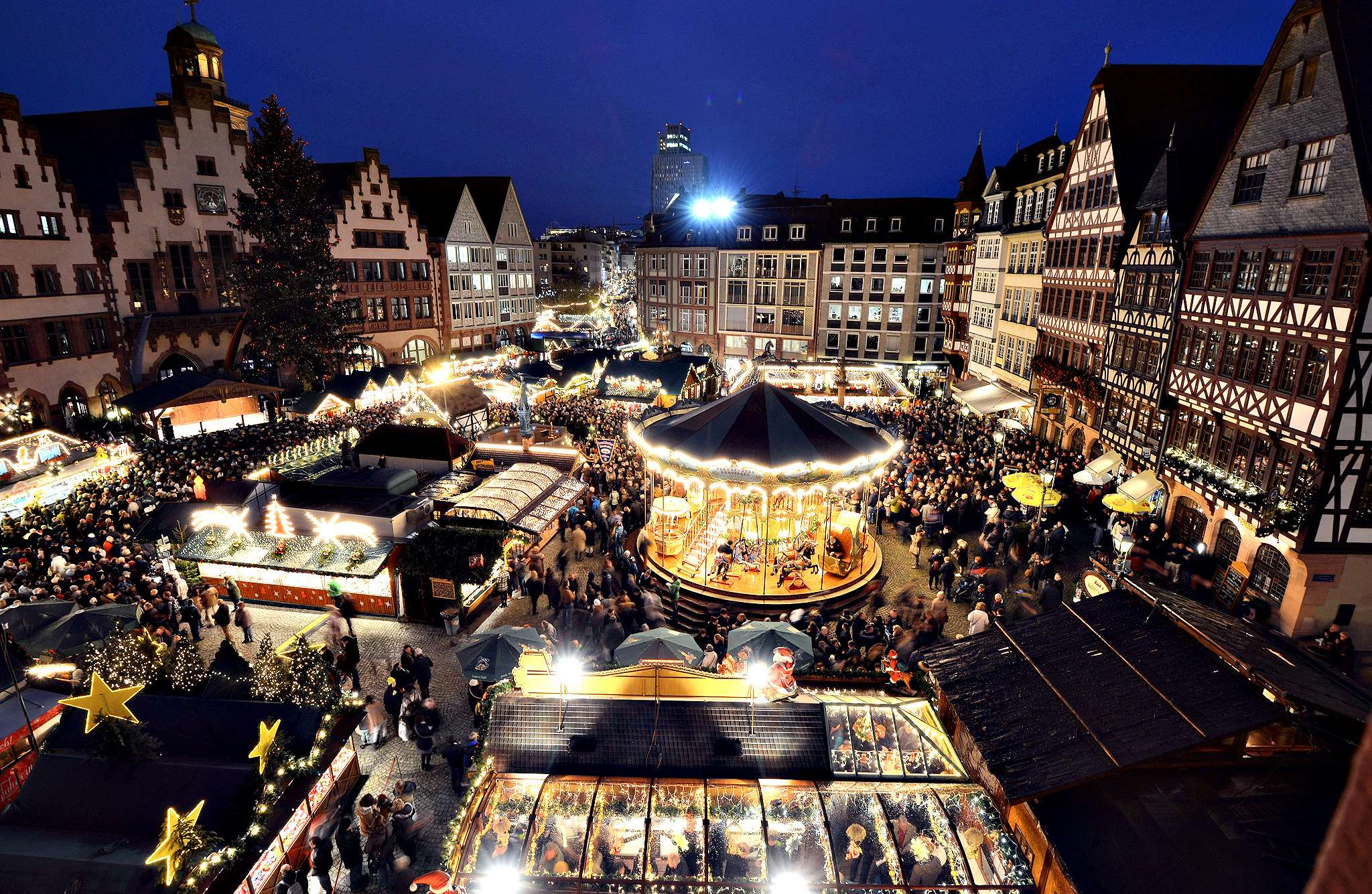 Christmas Markets-Frankfurt