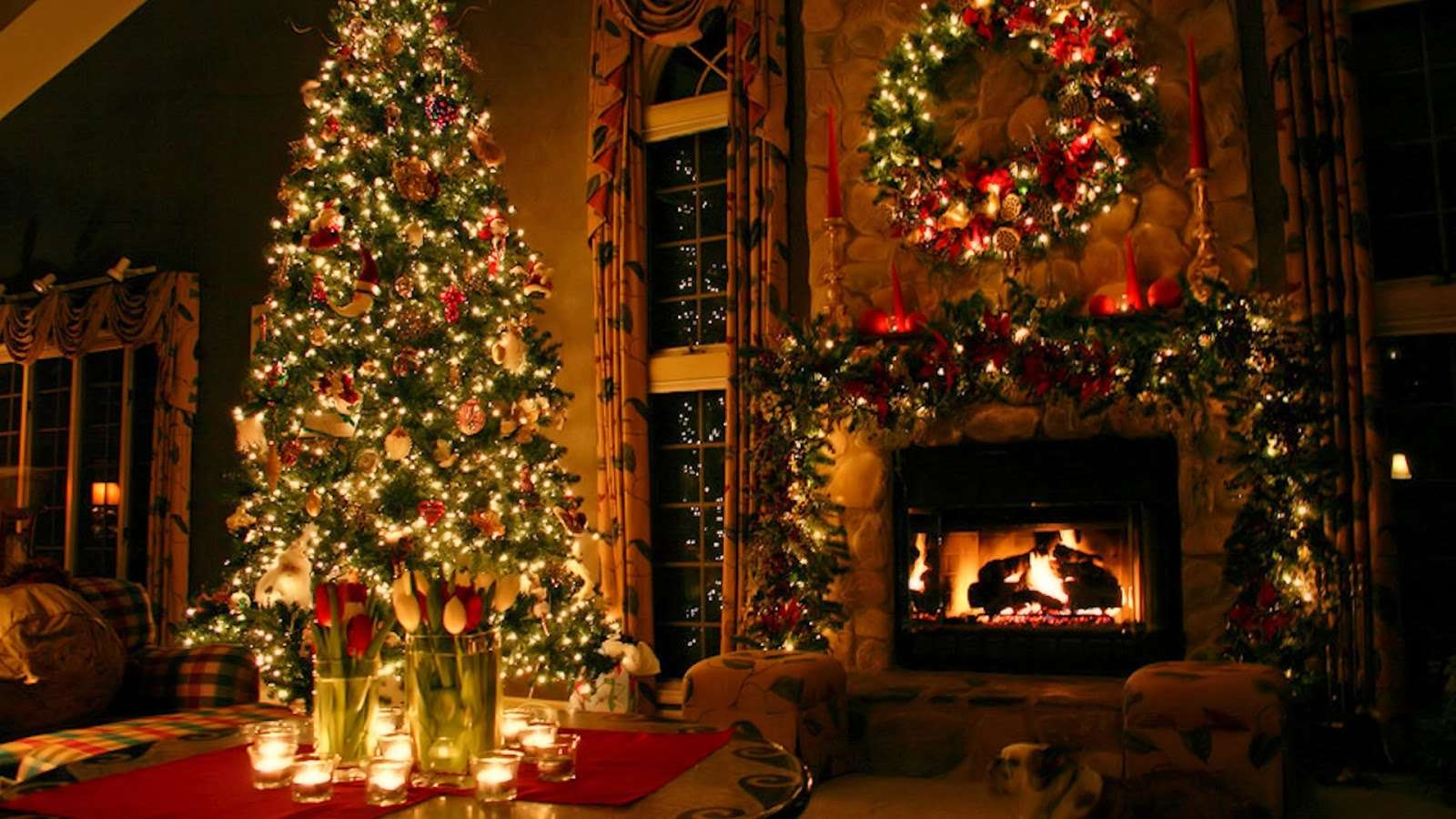 Get decorative this christmas mozaico blog for Christmas home decorations pictures