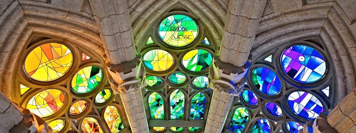 Stained-glass-mosaic-art