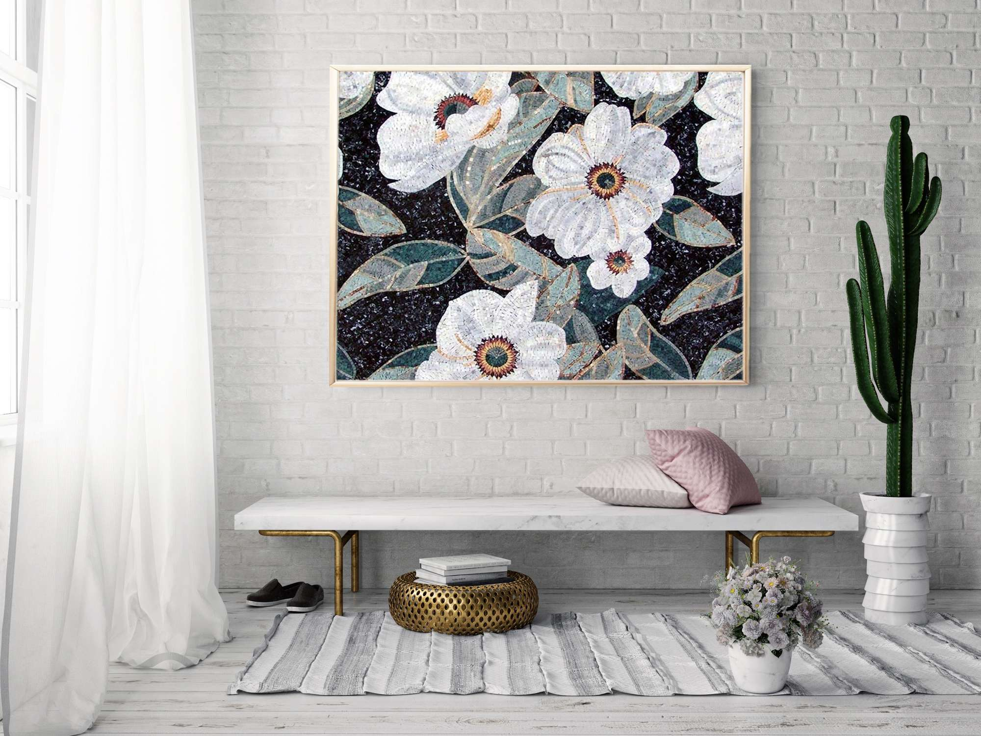 Mosaic-Home-decor-zen