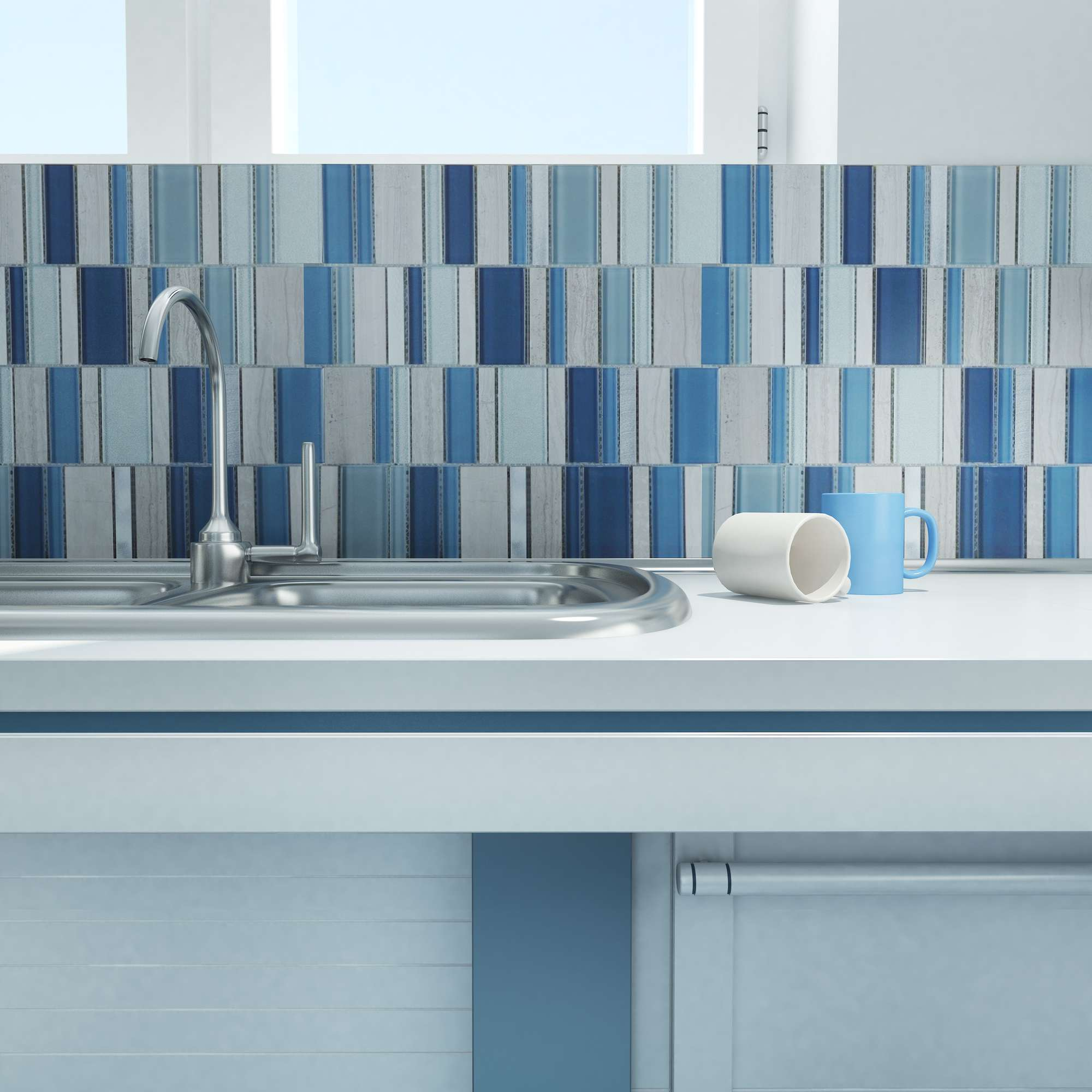 Tired of Your Kitchen Backsplash? Time to Update! - Mozaico Blog