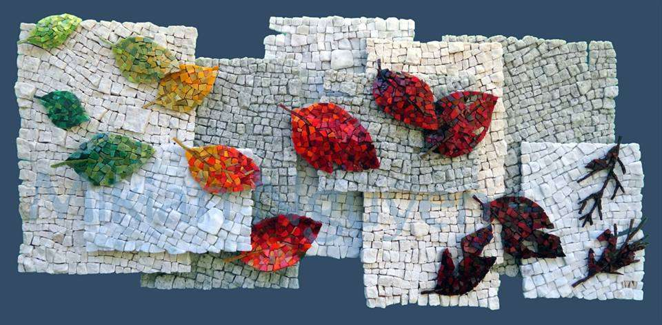 10 Artists Who Have Been Making 3D Mosaic Art Longer Than
