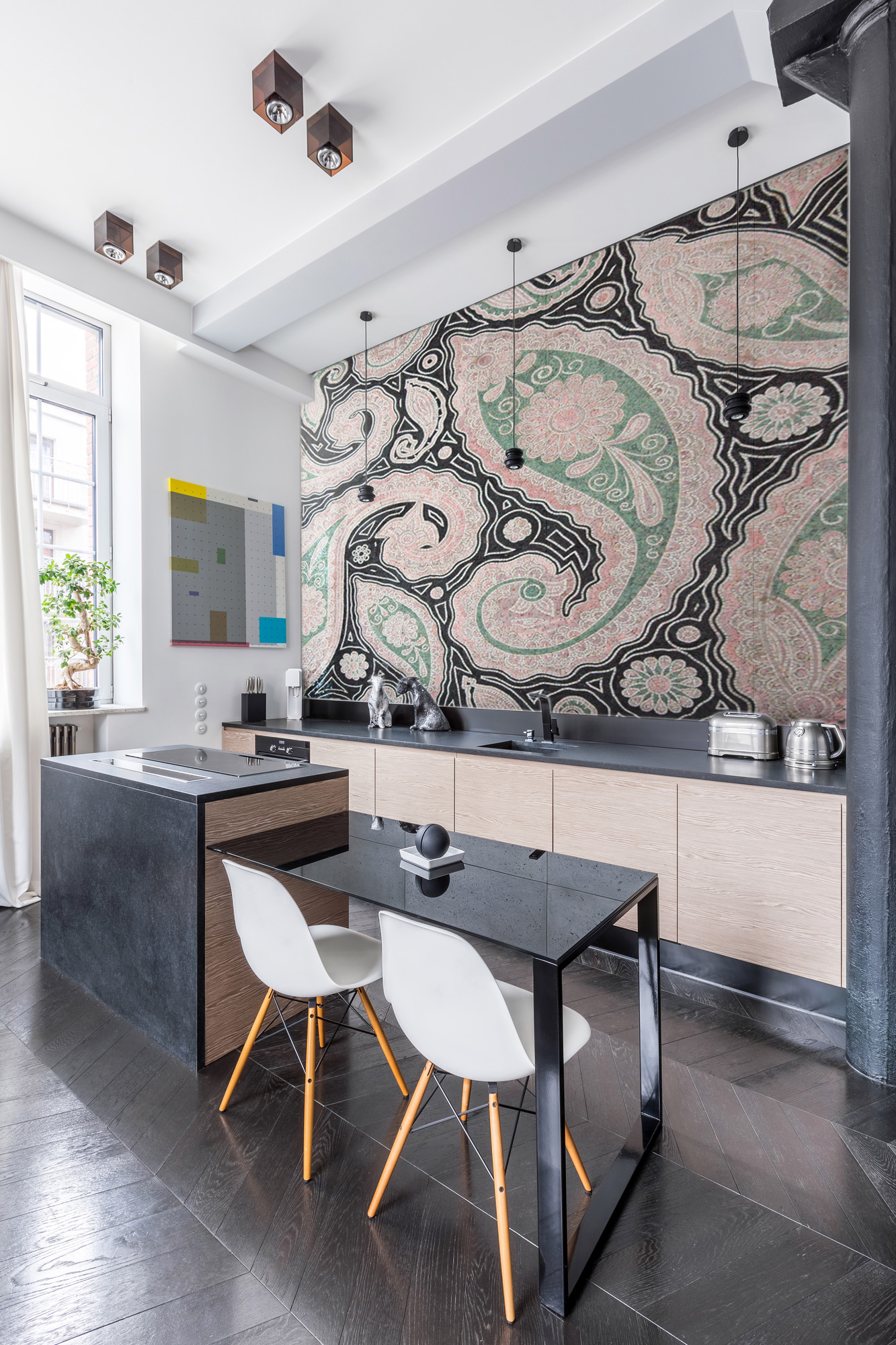 kitchen-mosaic-decor-contemporary