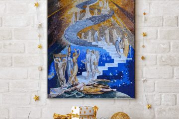 Mosaic-Christmas-Decor