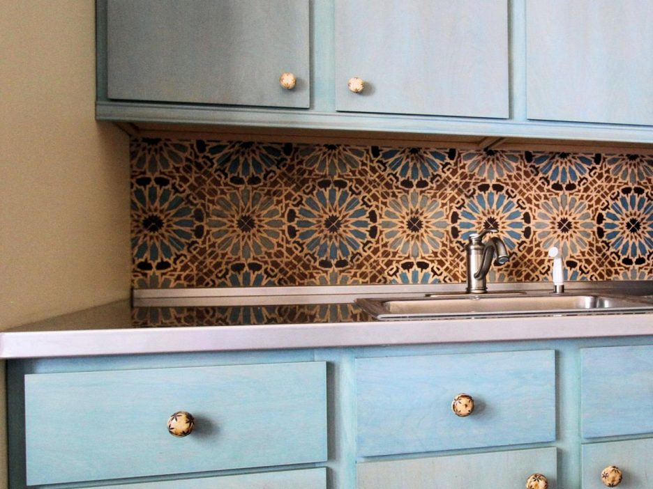 Design The Space Above Your Stove With A Mosaic Art Mozaico Blog