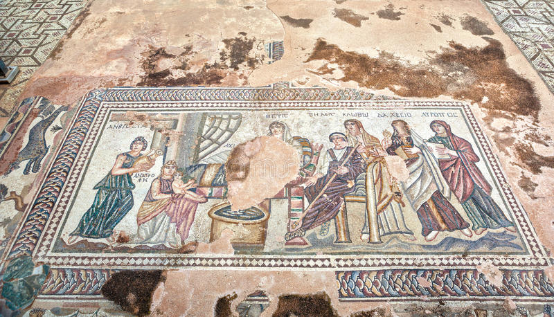 a-discovered-mosaic-from-ancient-greece