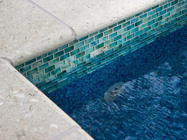 Over the top: Ideas for installing mosaic tile borders ...