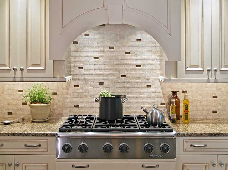 Over The Top Ideas For Installing Mosaic Tile Borders