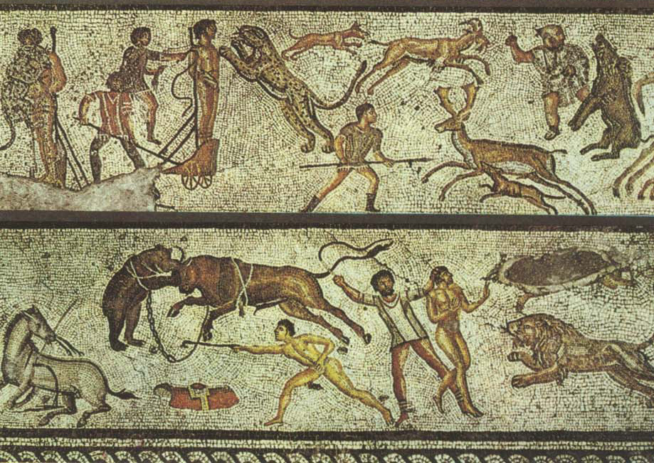 Image of: Roman Mosaics Ancient Mosaics And The Animal Kingdom Cirencester Deer Park School Ancient Mosaics And The Animal Kingdom Mozaico Blog